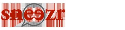 sneezr.ca Logo